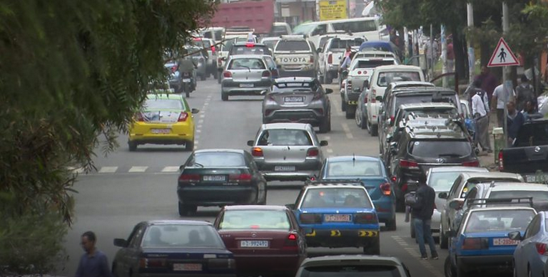 Increasing car ownership in Ethiopia