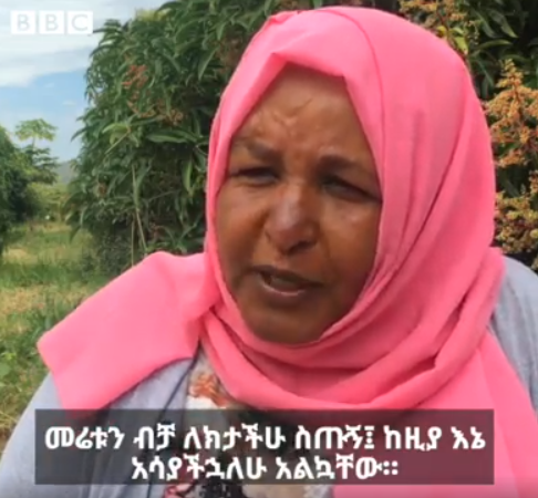 From a drip to fountains Ethiopian woman help locals, become a millionaire