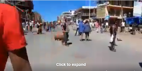 Ethiopia: Qeerro attacking Orthodox church during the epiphany in Harar city. Watch Video