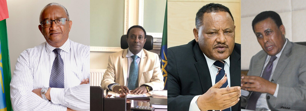 Breaking: Ethiopia recalls eight Ambassadors including from Brussels, London, Cairo and Khartoum